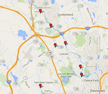 Watchdog RI  Fire Station Maps